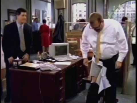 The Drew Carey Show - The Conspiracy Prank (Season 4)