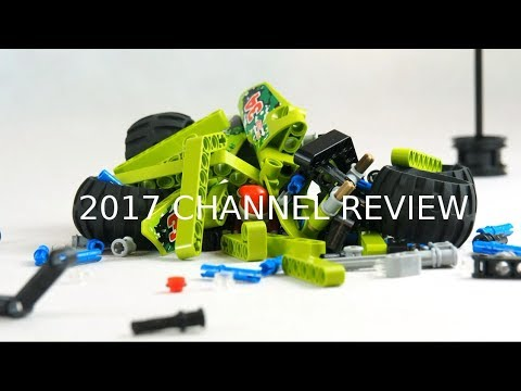 2017 Dawid Marasek Lego Channel Review
