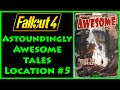 Fallout 4 - Astoundingly Awesome Tales - East Boston Preparatory School - 4K Ultra HD