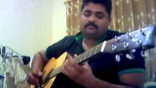 Ajeeb dastan hai ye guitar tabs