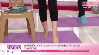 Turkish Celebrity Feet Songül Karlı (nice barefoot)