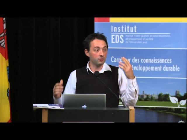 R. Turcotte, S.Ricard, G. Debailleul- Impacts des CC sur le régime hydrique du Québec