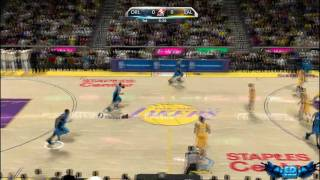NBA 2K10 PC Gameplay 1920X1080 Maxed Out Settings Win 7 HD