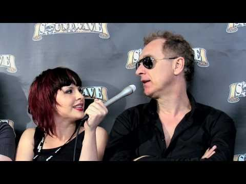 Gang Of Four Interview: Soundwave TV 2011