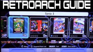 Install Retroarch on your Super Nintendo Classic Edition