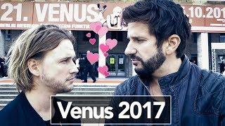 SEX auf der VENUS 2017 | feat. Lina Diamond, July Johnson, Afsana Kink, Kate de Fleur und viele möhr