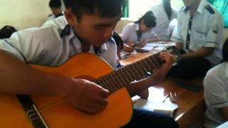 Chuyện Như Chưa Bắt Đầu guitar lớp 11