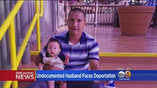Baixar Official: Man Arrested By ICE While Taking Pregnant Wife To Hospital Wanted For Murder