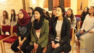 القدس- فرقة بنات القدس