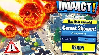 "TILTED TOWERS ""IMPACT"" GAMEMODE *LEAKED* in Fortnite Battle Royale!"