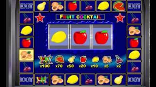 Игровые автоматы Клубничка бонусная игра