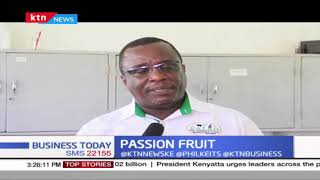 Passion fruit: KALRO roots for use of certified seeds