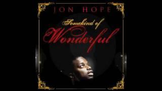 Jon Hope -  The Commencement