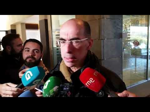 Vázquez Almuíña, sobre a actuación do Chus na morte de dous pacientes en Urxencias