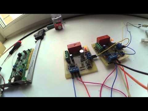 защита акустической системы по мотивам защиты Lynx PR72