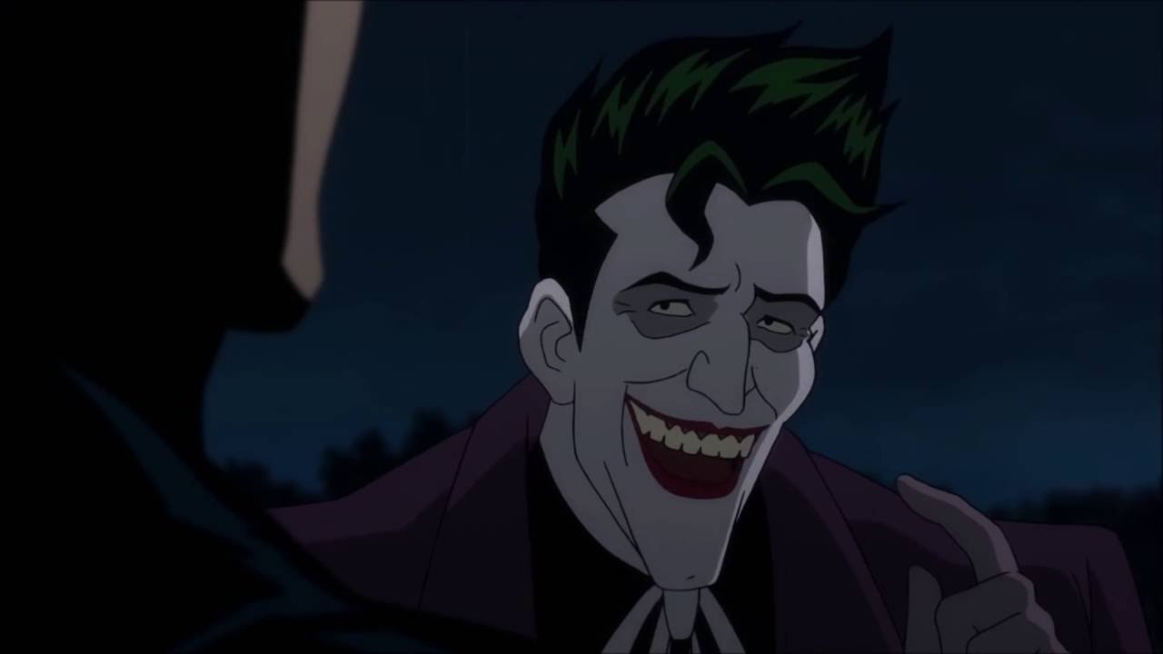 The Joker (animated)