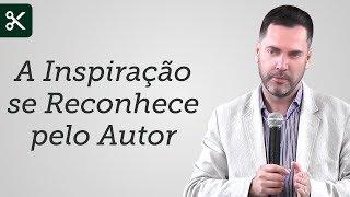 """""""A Inspiração se Reconhece pelo Autor"""" - Leandro Lima"""