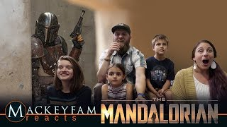 The Mandalorian | Official Trailer | Disney+ | REACTION and REVIEW!!!