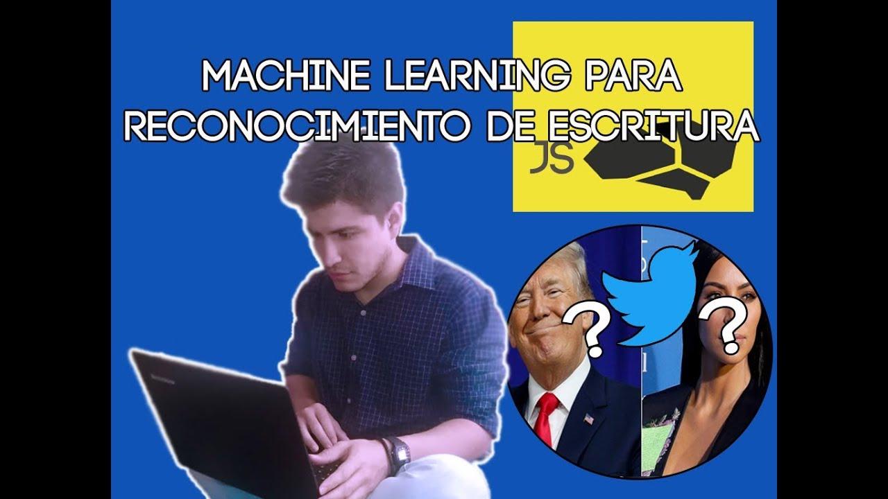 COMIENZA MACHINE LEARNING CON JS Y BRAIN.JS| PRIMER ...