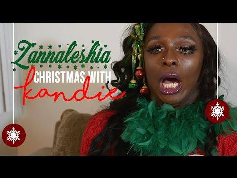 Zhannaleshia: Christmas with Kandie