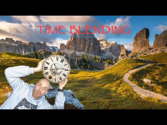 Time Blending - TM Panel v6