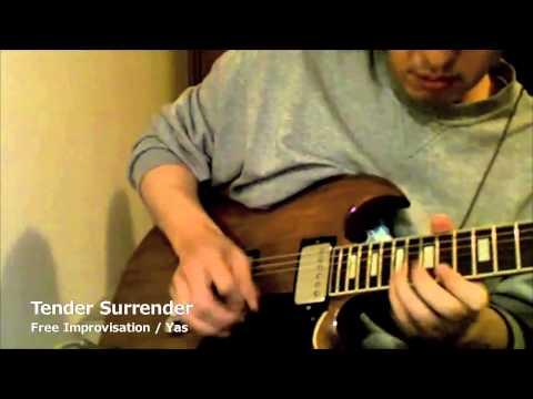 Steve Vai - Tender Surrender / Guitar Free Improvisation HD