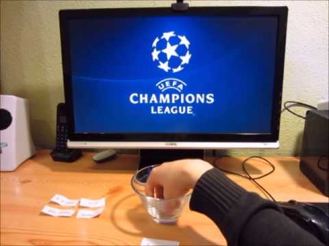 Sorteo cuartos de final UEFA Champions League 2013/2014