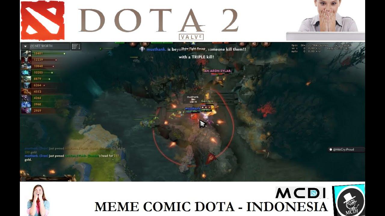 Dota vs forex meme