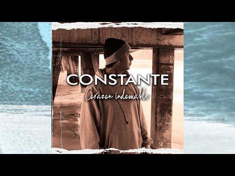 CORAZÓN INDOMABLE  - Marcy La Melodia | #CONSTANTE (álbum)