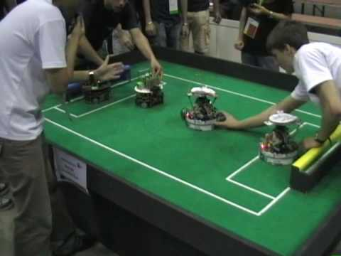 RoboCup Junior 2010 Singapore - The Rockys Senior