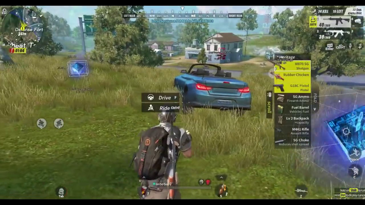 serin game rules of survival