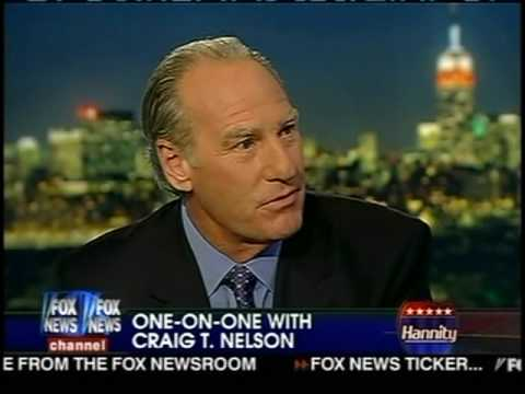 Craig T  Nelson 1 on 1 w/ Sean Hannity