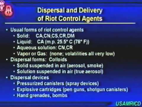 Modern Chemical Warfare Agents & Casualty Management 720p