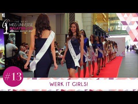 The Next Miss Universe Malaysia 2018   WERK IT GIRLS!