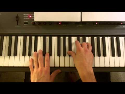 Hold On Piano Tutorial