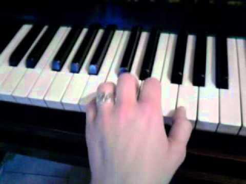 GorillazFaust PIANO TUTORIAL