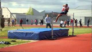 Richard Harris (Scissor Kick High Jumping) *HQ*