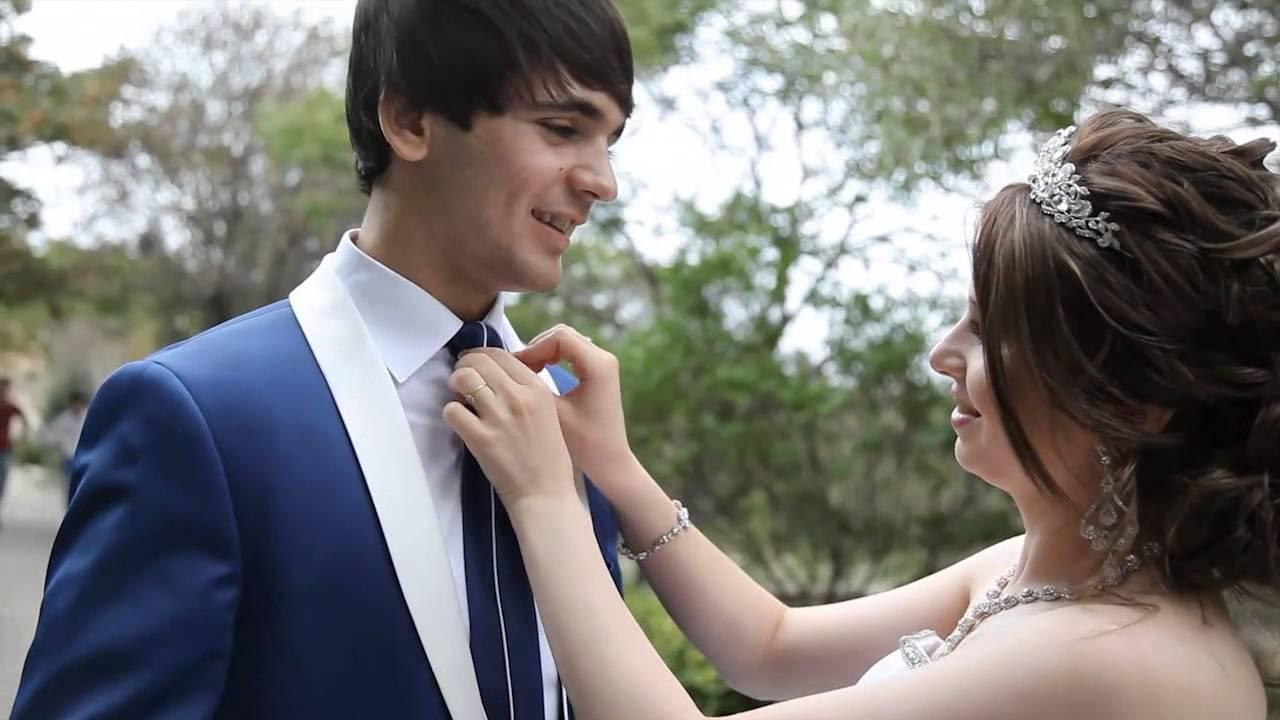 Эмин Агаларов, Кети Топурия и Николай Басков на свадьбе дочери российского