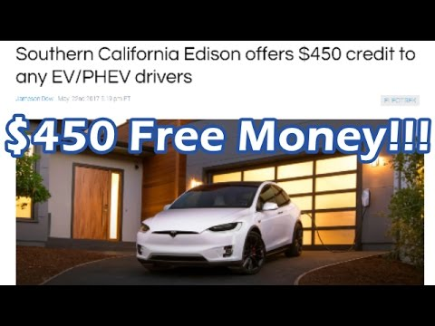 51 New 450 Sce Rebate And Review Of Other California Ev Rebates
