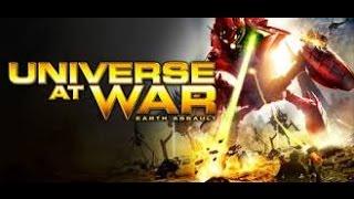 Universe at war:Earth assault /Preludio/Mision 1/Que comiense la resistencia