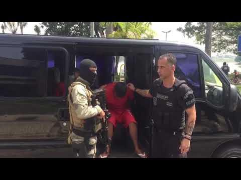 Polícia prende líderes de facção criminosa em Minas Gerais