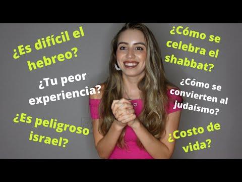¿Es PELIGROSO Israel? ¿Se Ingresa Solo Con PASAPORTE A ISRAEL? - PREGUNTAS Y RESPUESTAS En ISRAEL
