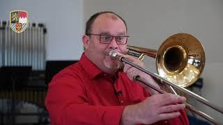 Tiefe Blechblasinstrumente - Instrumenten-Karussell