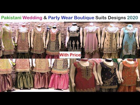 Pakistani Wedding Party Wear Boutique Designs 2020 At Tariq Road Youtube,Casual Pakistani Wedding Guest Dresses 2020
