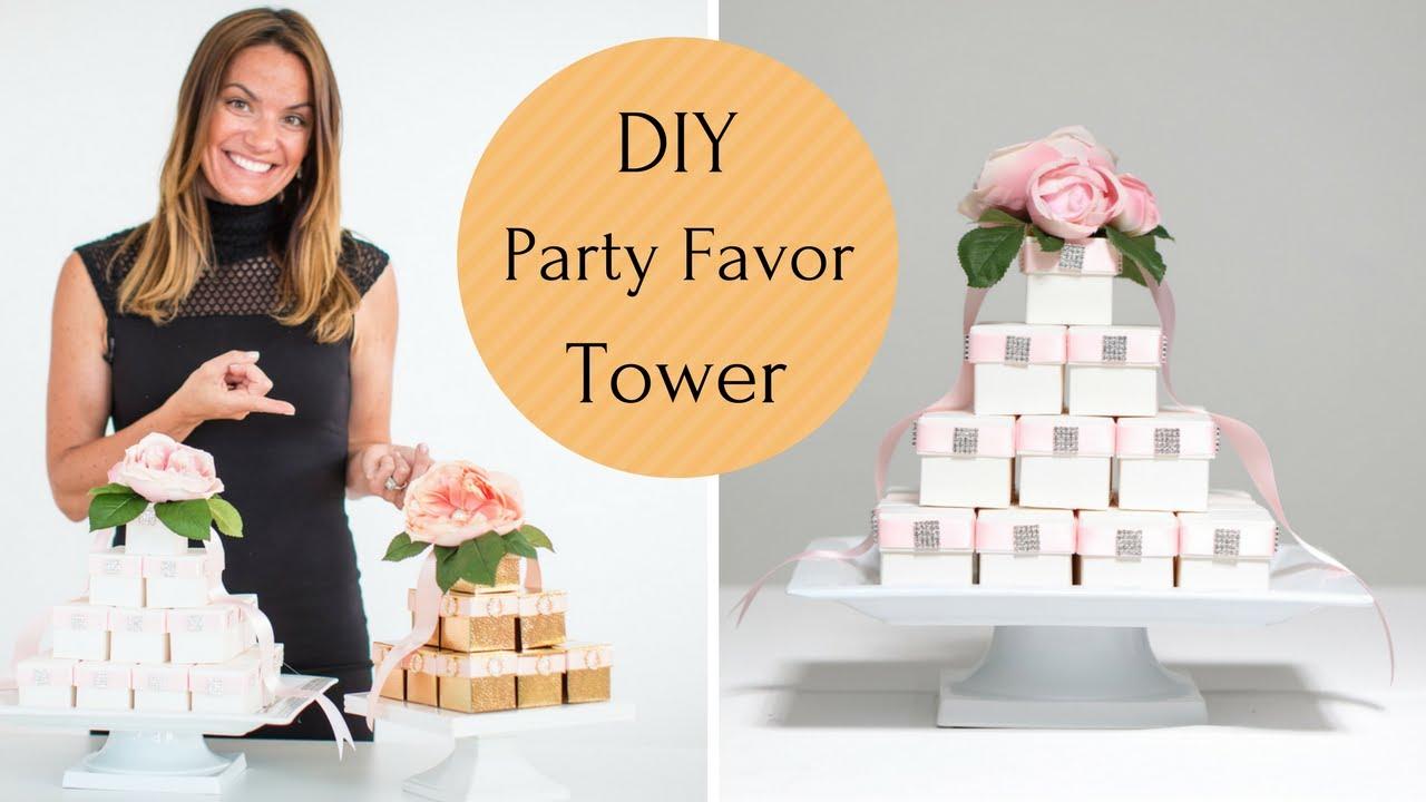 Wedding Favor Box Decoration Ideas | Wedding Favors, Bridal Shower ...