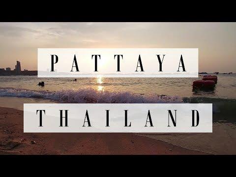 Travel to Thailand - Pattaya 2017
