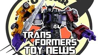 Transformers Toy News Recap - 13/04/2015