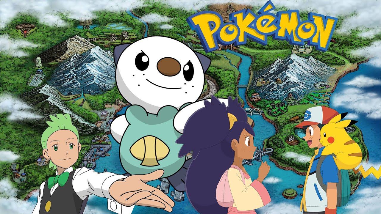 Unova Region Pokemon Coloring Pages Gallery