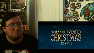Gors The Man Who Invented Christmas Official Trailer Reaction