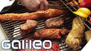 Kühlregal vs. Frischetheke - Welches Grillfleisch ist besser? | Galileo | ProSieben